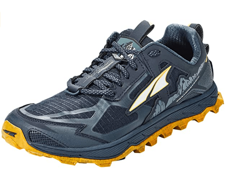 ALTRA mens Lone Peak 4.5 – Running Shoes with Wide Toe Box for Tailor's Bunions