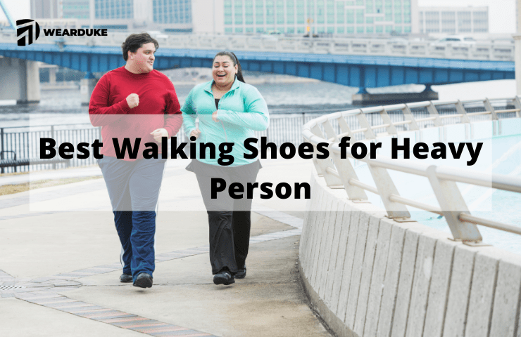 15 Best Walking Shoes for Heavy Person and Overweight Walkers [2021 Reviews]-Top Choices for Men and Women