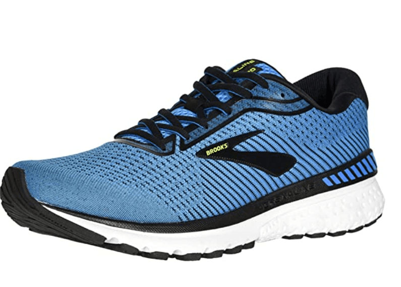 Brooks Men's Adrenaline GTS 20 – Best Running Shoes for Ball of Foot Pain