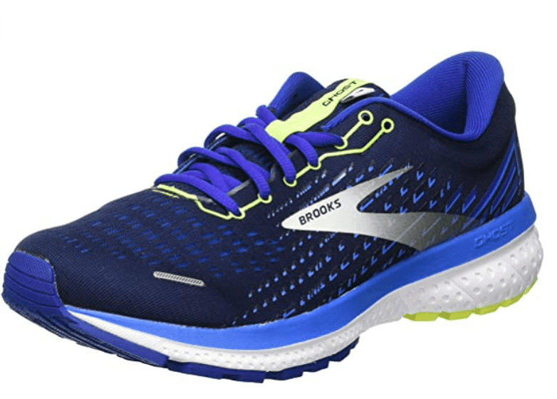 Brooks Men's Ghost 13 – Ball of Foot Pain Running Shoes