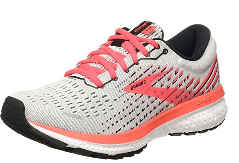 Brooks womens Ghost 13 – Running Shoes for Tailor's Bunion