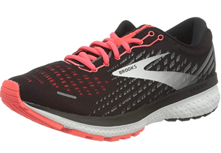 Brooks Ghost 13 - Cushioned Shoes for Achilles Tendon Health