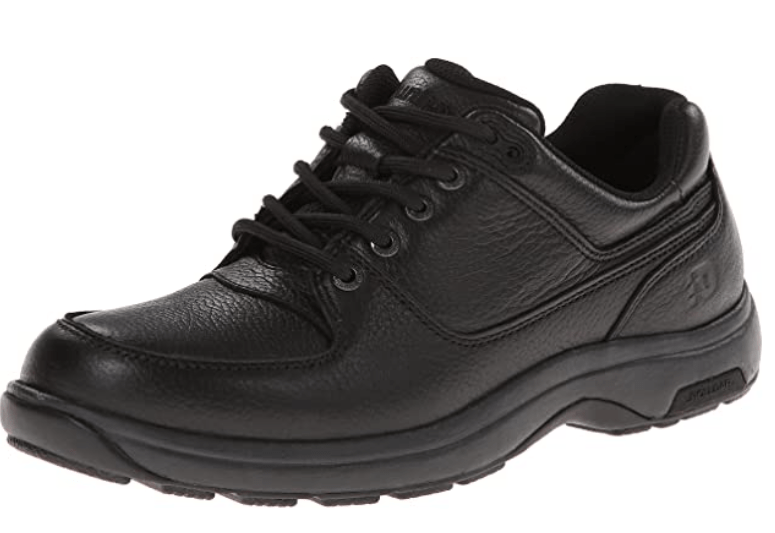 Dunham Men's Waterproof Shoes- Durable Shoes for Standing All Day on Concrete for Long Hours
