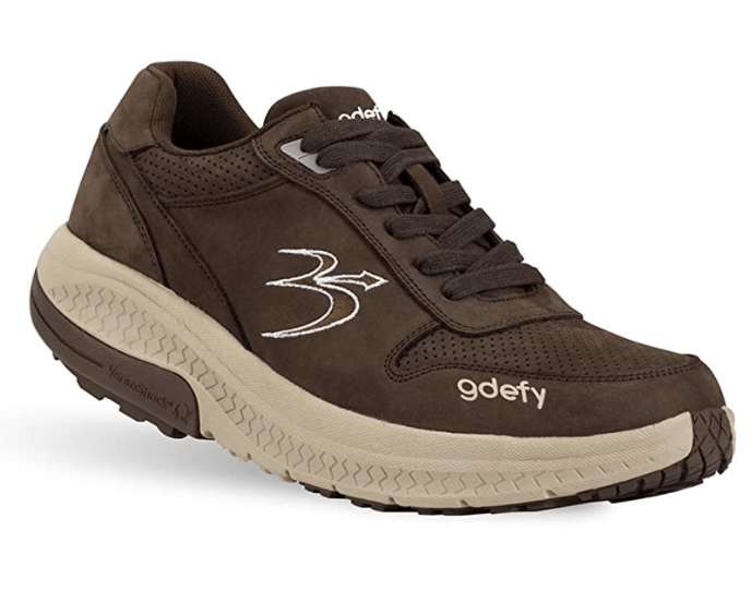 Gravity Defyer Proven Pain Relief – Comfortable Nurse Shoes for Flat and Wide Feet