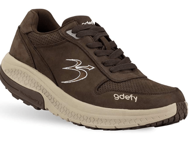 G-Defy Men's Orion- Best Athletic and Walking Shoes for Achilles Tendonitis
