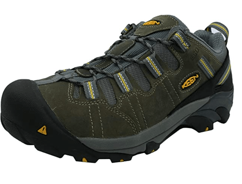 KEEN Utility Detroit Low ESD-Industrial and Construction Shoes