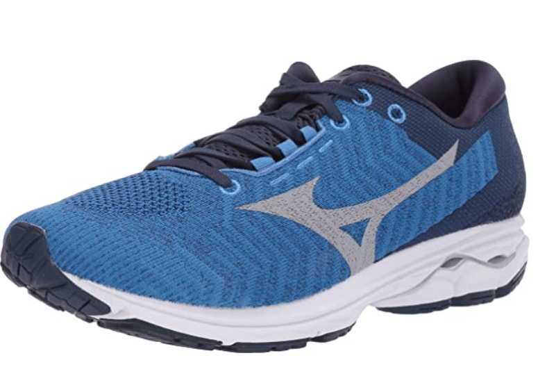 Mizuno Men's Wave Rider 23 – Best walking shoes that help and support Achilles tendon
