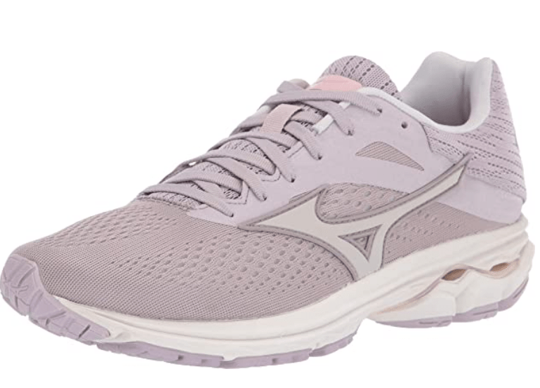Mizuno Women's Wave Rider 23 – Best walking shoes that help and support Achilles tendon