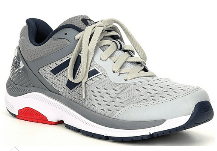 New Men's Balance Walking Shoes- Most Comfortable Shoes for Heavy Person
