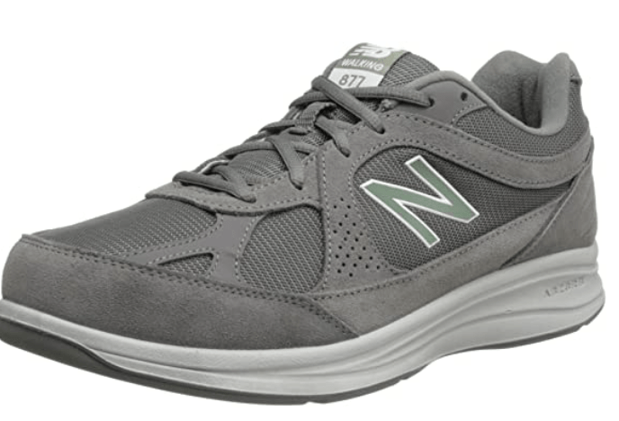 New Balance mens 877 V1 – Walking Shoes for Tailor's Bunion