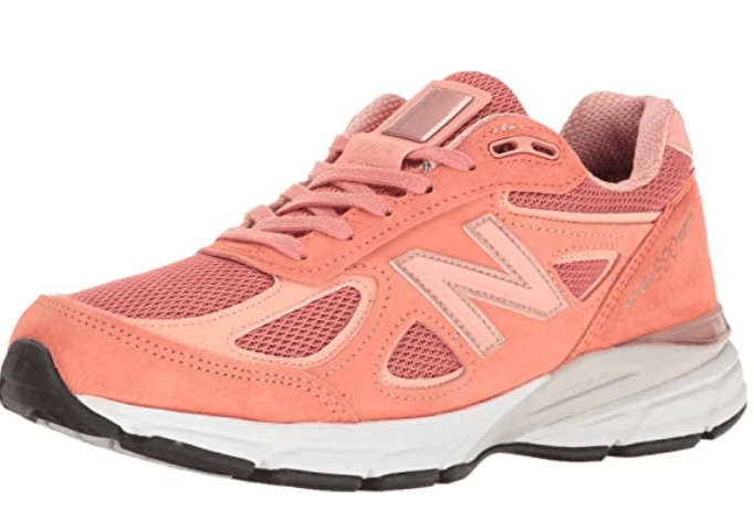 New Balance US 90 V4 Sneakers - Shoes for Overweight Walkers