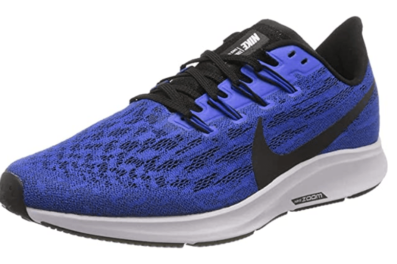 Nike Men's Air Zoom Pegasus 36 – Best Nike Shoes for Achilles and Heel Support
