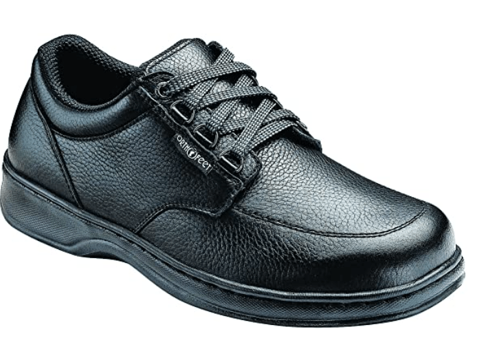Orthofeet Oxford Shoes – Tailor's Bunion Shoes for Men