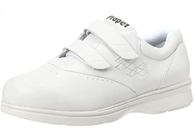 Propét LifeWalker – Best Men's and Women's Work Shoes for Ankle Support