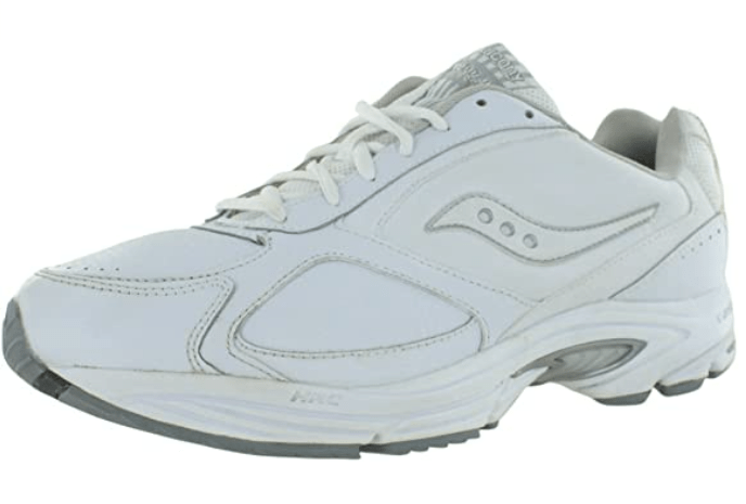 Saucony Men's Walker Running Shoes- Provide a Comfortable Grip for Walking on Concrete