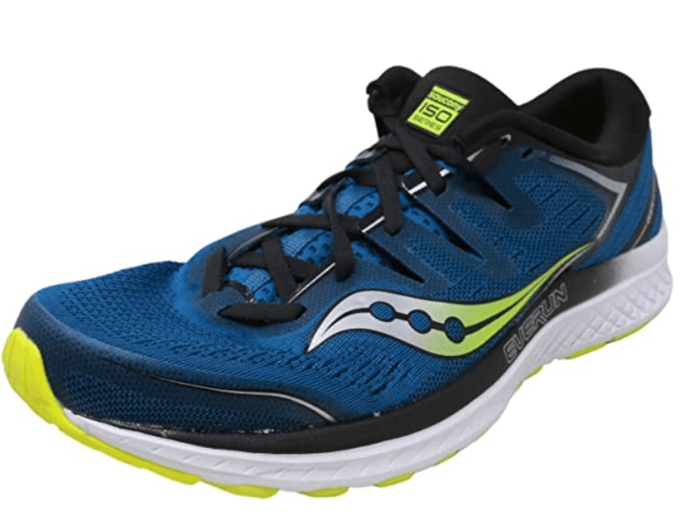 Saucony Men's Guide ISO 2 – Running Shoes for Forefoot Pain