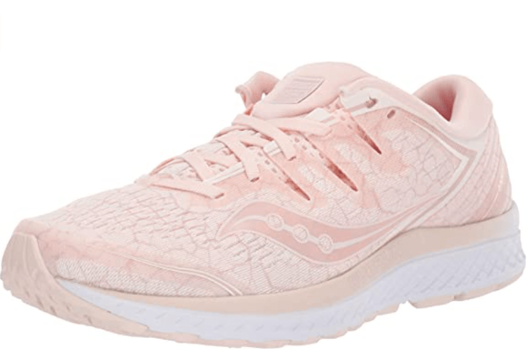Saucony womens Guide Iso 2 – Shoes for Nurses with Flat Feet