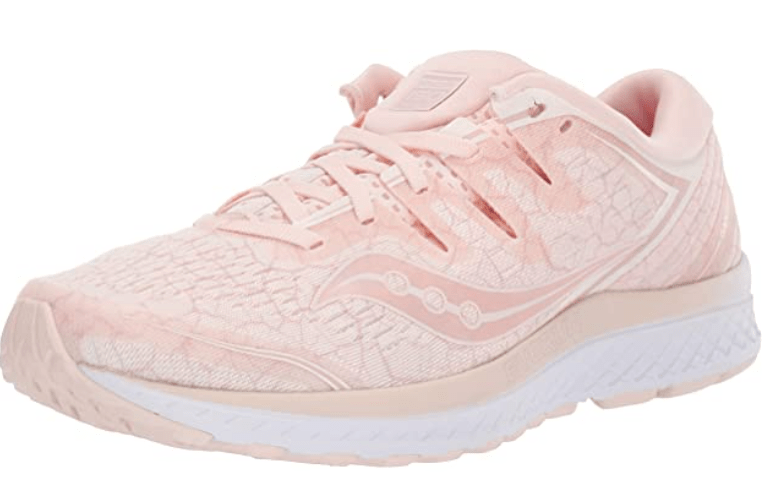 Saucony Women's Guide ISO 2 – Running Shoes for Forefoot Pain