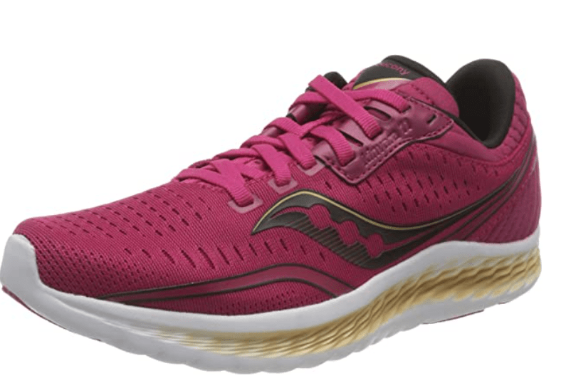 Saucony Women's Kinvara 11 – Best Running Shoes for Forefoot Pain