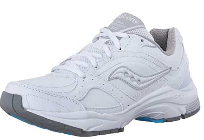 Saucony women's Walker Running Shoes- Provide a Comfortable Grip for Walking on Concrete