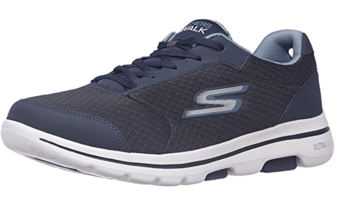 Skechers Go Walk 5 - Fitness and Walking Shoes for Achilles Tendonitis