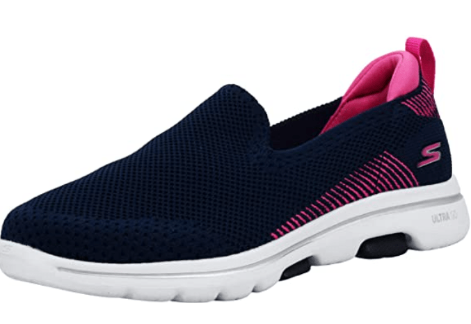 Skechers Go Walk - Best Workout Shoes for OverweightMen and Women
