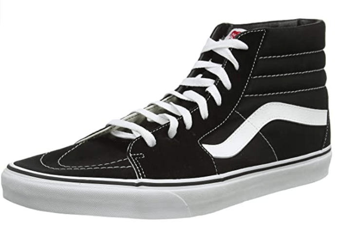 Vans Men's SK8 – Best Sneakers with Good Ankle Support