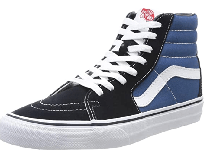 Vans Women's SK8 – Best Sneakers with Good Ankle Support