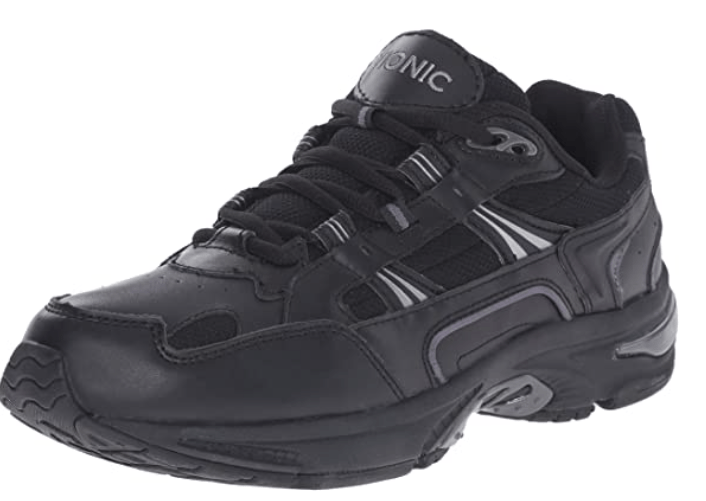 Vionics Men's Walkers – Best Orthopedic Shoes for Ankle Support