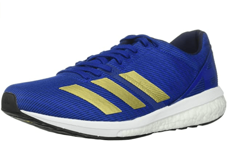 Adidas Men's Adizero Boston 8 – Best Running Track Shoes without Spikes