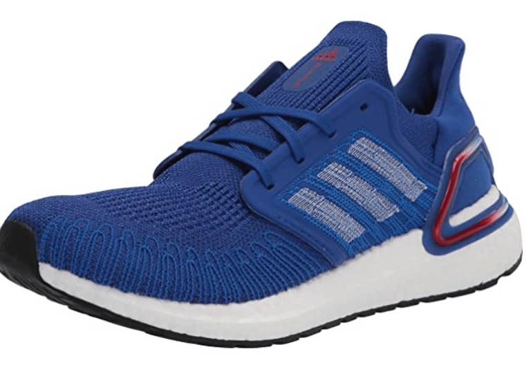 Adidas Men's Originals Ultraboost – Comfortable Walking and Running Sneakers to Support Achilles Tendonitis