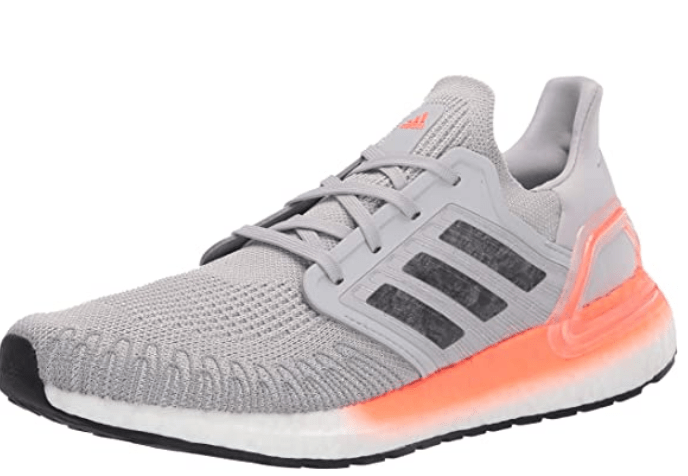 Adidas Women's UltraBoost 20  – Best Athletic Shoes for Metatarsalgia and Ball of Foot Pain