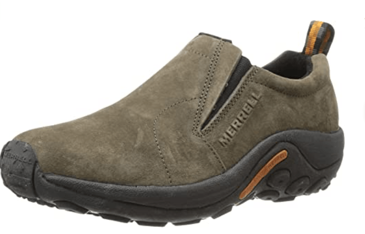 Merrell womens Jungle Moc Slip-On Shoes for Outdoor Veterinary Work
