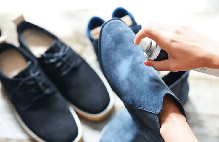 shoes conditioner to soften the shoes