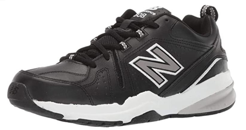 New Balance mens 608 V5 – Cross Training and Tennis Shoes for Bunions