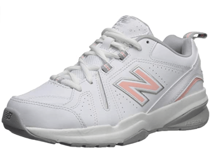 New Balance womens 608 V5 Comfortable Cross Trainer Shoes for Plantar Fasciitis