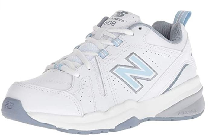 New Balance womens 608 V5 – Cross Training and Tennis Shoes for Bunions