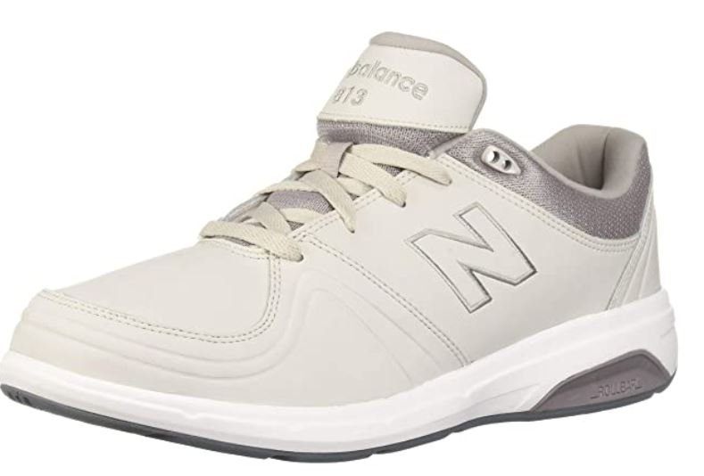 New Balance womens 813 V1 Lace-up Walking Shoes for Scoliosis and Posture