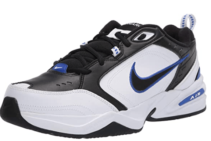 Nike Men's Air Monarch Iv (4e) Cross Trainers for Plantar Fasciitis and High Arches