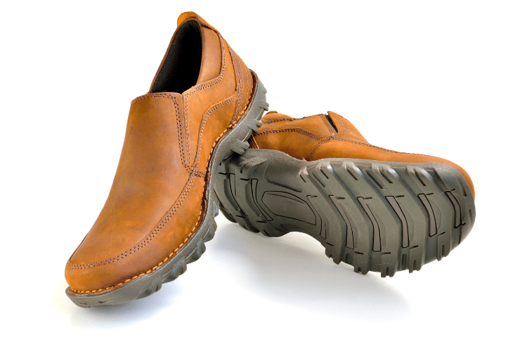 Outdoor work shoes to protect your foot