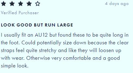 asos heels comfort review