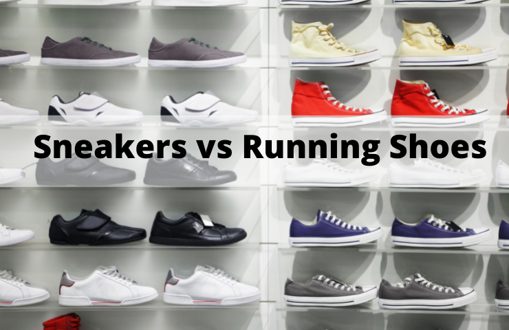 Sneakers vs Running Shoes (What's the Difference?)