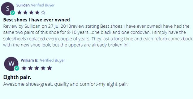 Johnston and Murphy Shoes Durability and Quality
