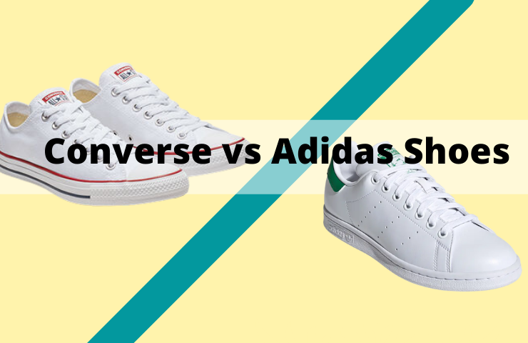 Converse vs Adidas: What's the Difference?