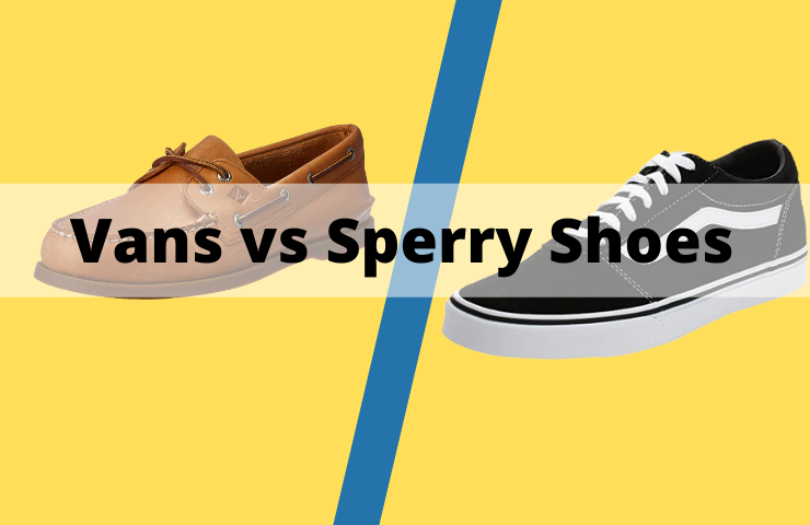 Vans vs Sperry: What's the Difference?