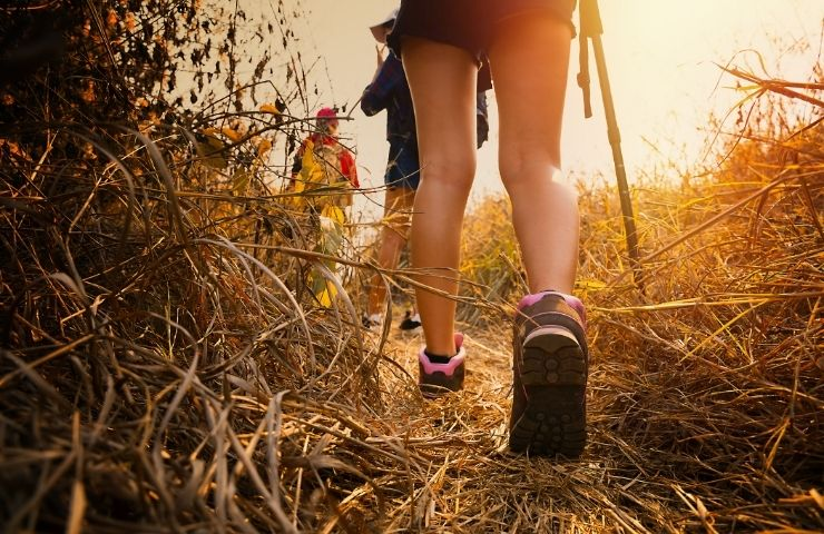 Are Running Shoes Good for Hiking? (They Can Be!)