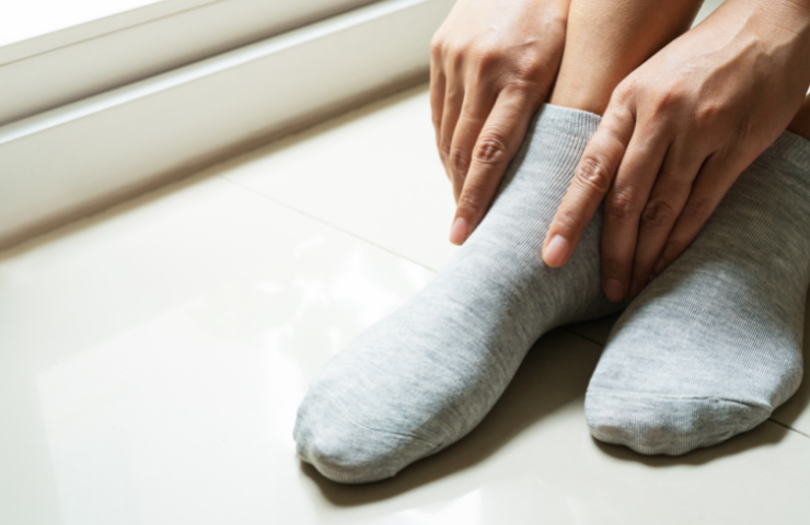Why Do Socks Slide Down in the Shoes? [6 Proven Ways to Keep Them from Slipping]