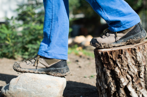 hiking shoes are made for outdoor adventures